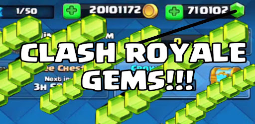 Gem For Clash Royale : Prank for PC