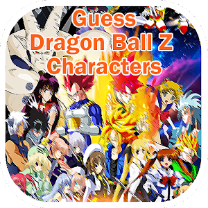 Guess Dragon Ball Z Characters  Android Apps on Google Play