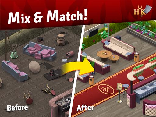 Hell's Kitchen: Match & Design  screenshots 14