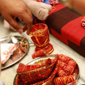 Wedding ceremony by Anurag Bhateja - Wedding Ceremony ( wedding, hindu wedding, india, ceremony, wedding ceremony )