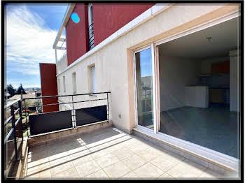 Appartement 2 pièces 40,87 m2