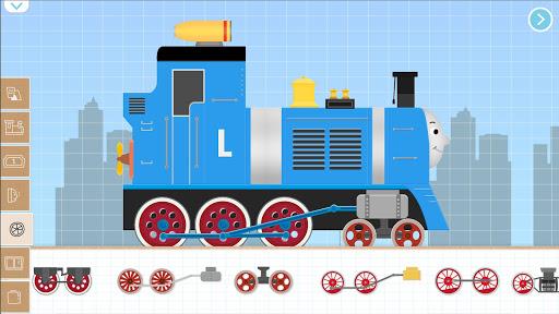 Labo Brick Train Build Game For Kids & Toodlers apkdebit screenshots 1