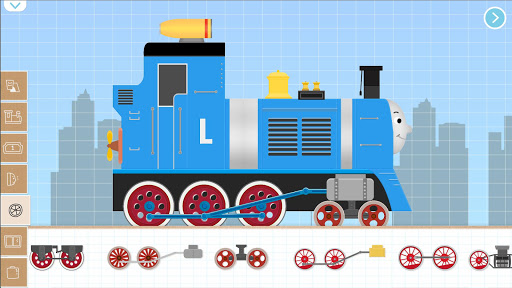 Labo Brick Train Game For Kids : Build & Play 1.7.58 screenshots 1