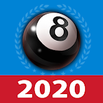 8 ball billiards online / pool offline game 74.15