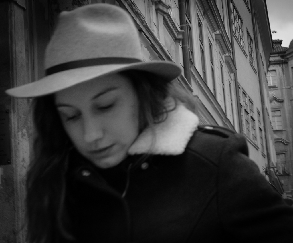 Photo: French girl
