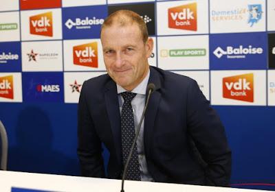 La Gantoise, avec Jess Thorup à sa tête, est allée gagner à Lokeren1-2