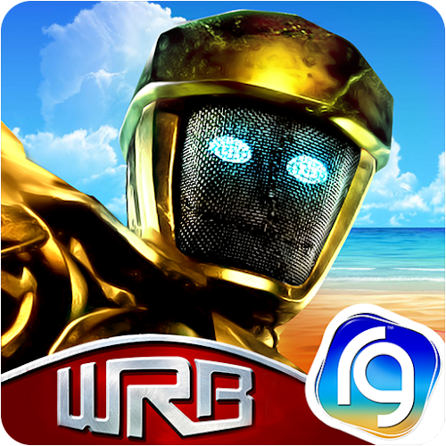 Real Steel World Robot Boxing [Mod Money/Ad-Free] 50.50.115mod