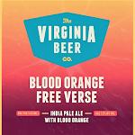 Virginia Beer Co. Blood Orange Free Verse