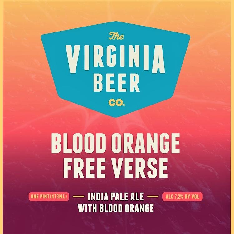 Logo of Virginia Beer Co. Blood Orange Free Verse