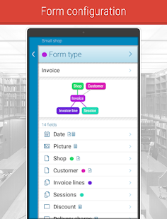 Forms binders Trial extension Screenshot
