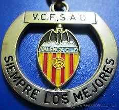 Resultado de imagen de escudo del valencia club de futbol