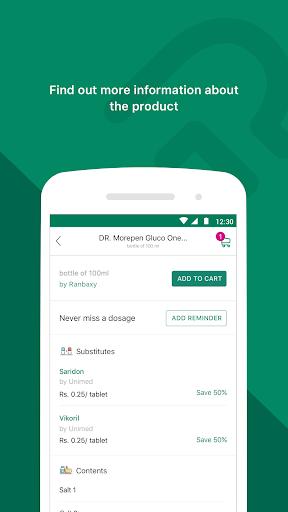 Apl PharmEasy - The Healthcare App (APK) percuma muat turun untuk Android/PC/Windows screenshot