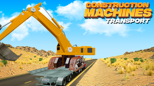 Extreme Transport Construction Machines