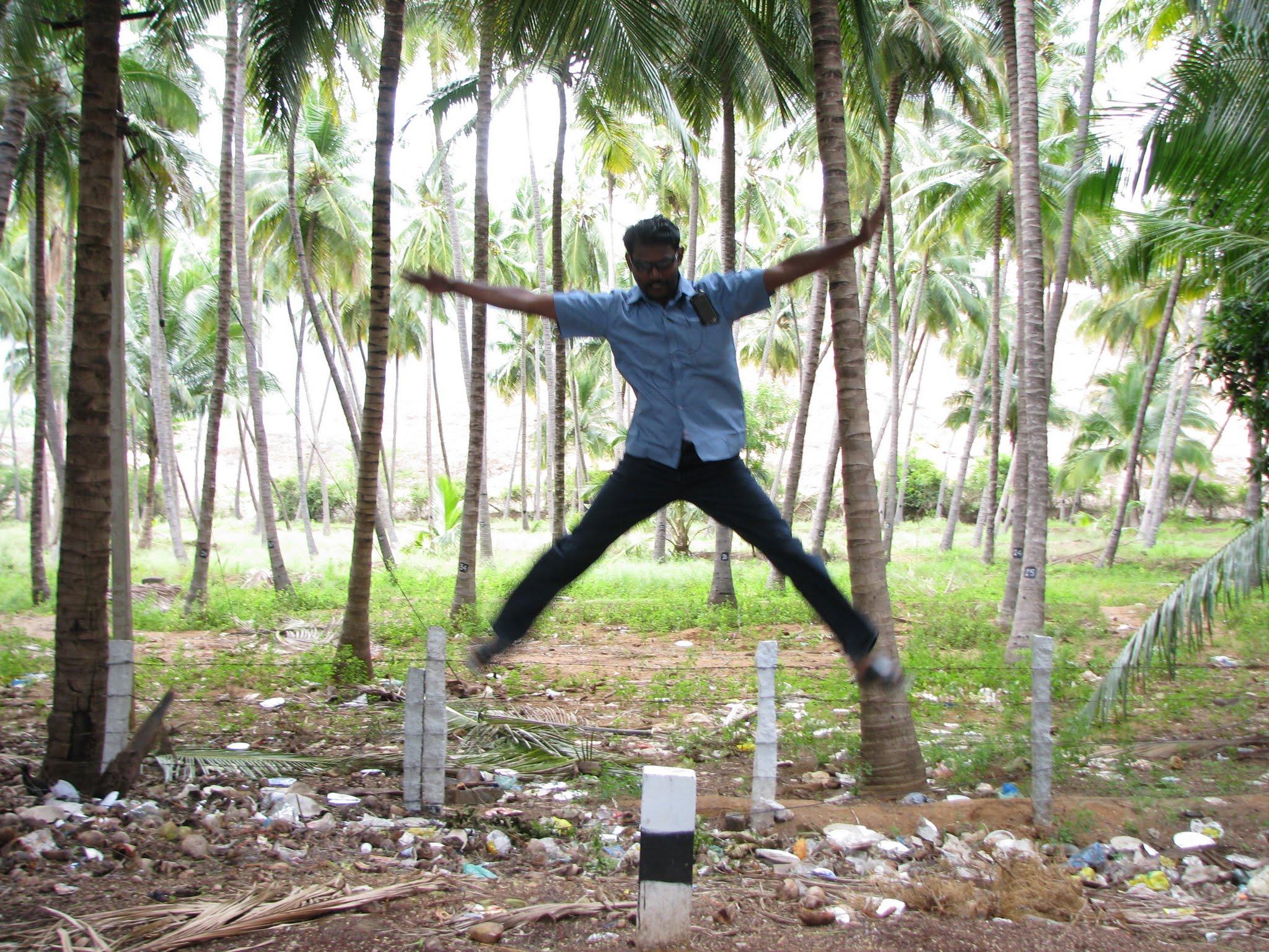 Photo: I'm feeling jumpy
