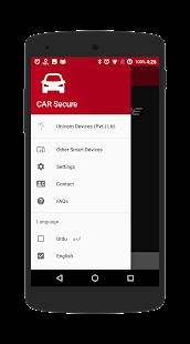 CAR Secure - náhled