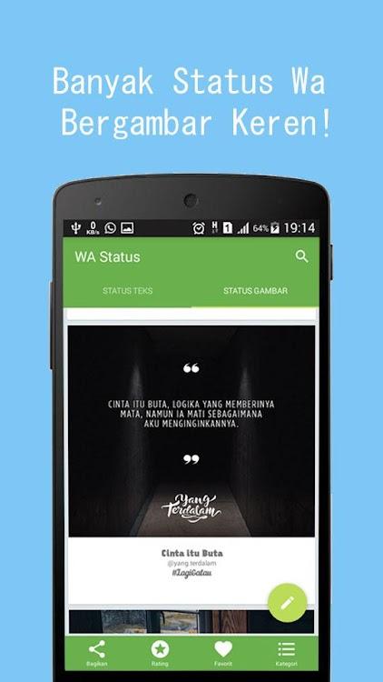 Status Wa Lengkap Lucu Romantis Dan Bergambar Android