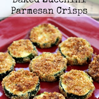 Healthy Baked Zucchini Parmesan Recipes