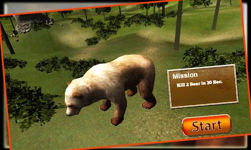 Wild Hunter 3D: Hunting Jungle Animals - náhled