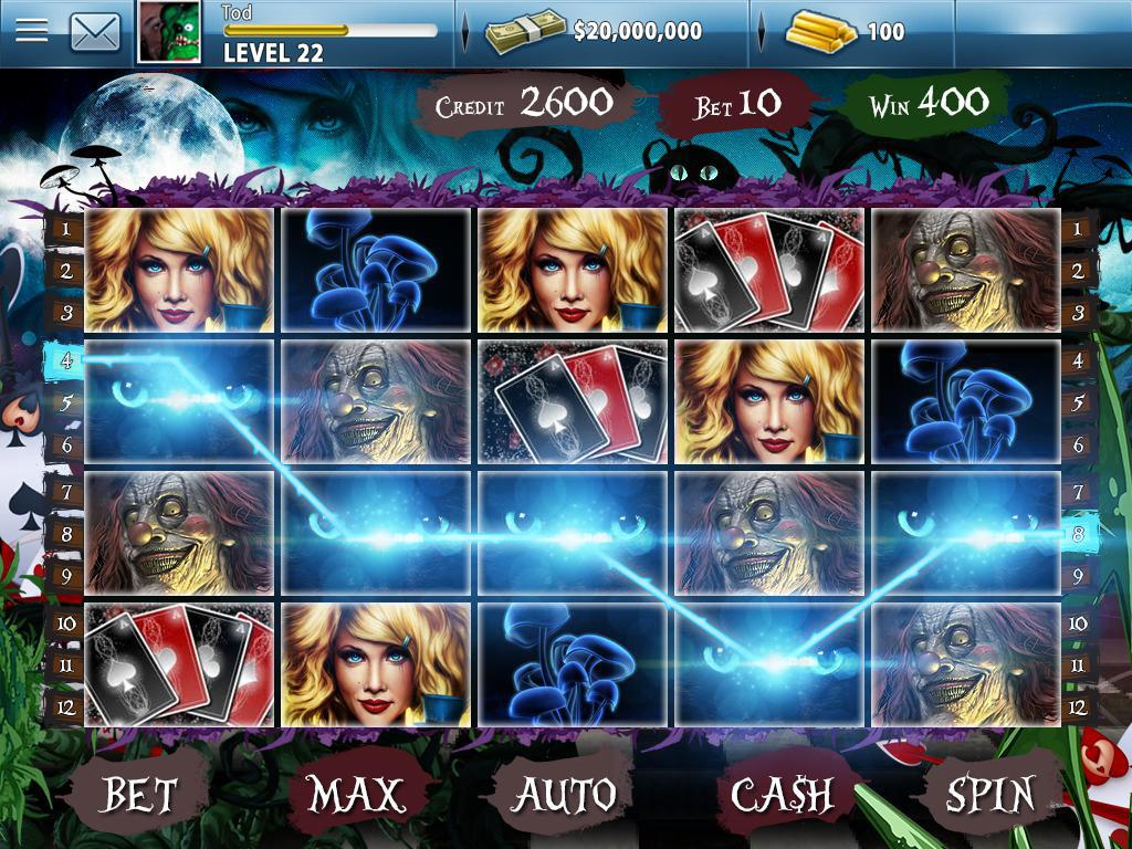 Casino Palace- screenshot