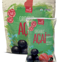 Açaí Organic with Guaraná Pulp