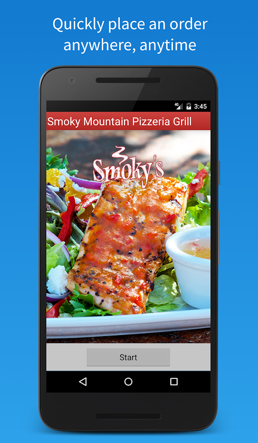 Smoky Mountain Pizzeria Grill- screenshot