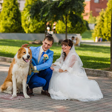 Wedding photographer Sergey Lesnikov (lesnik). Photo of 02.12.2015