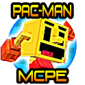 PAC-MAN in Minecraft PE icon