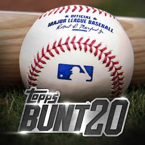 TOPPS MLB BUNT Baseball Card Trader for pc