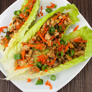 Vegan Lettuce Wraps Recipes