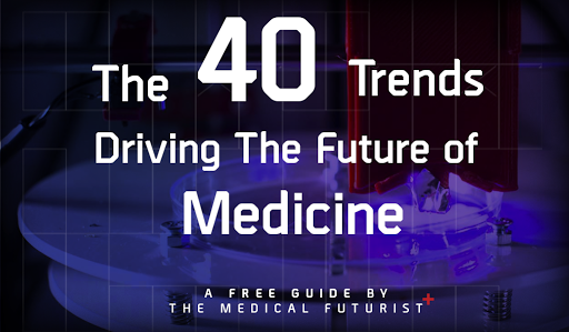 The Top 40 Medical Technology Trends