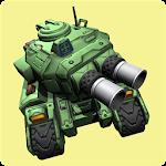 Crazzy Tank Battles - 3D Tank Icon