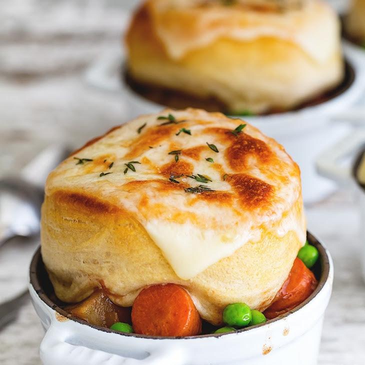 Slow Cooker Irish Beef Stew Pot Pie Recipe   Yummly