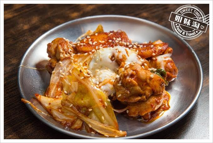 槿韓食堂起司春川辣炒雞