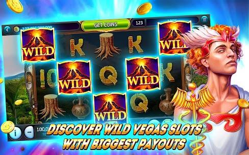 Age of Slots Best New Hit Mod Apk (Unlimited Bonus Wheel Spin) 8
