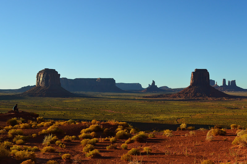 Freedom in the Monument Valley di Jor78