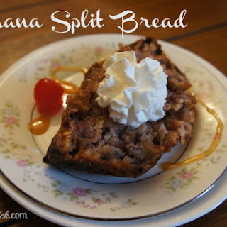 Who Needs Ice Cream? Try This Banana Split Bread Recipe!