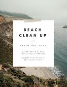 Beach Clean Up - Flyer item