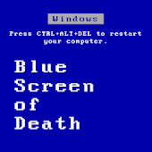 Blue Screen of Death. The Game