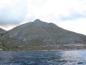 Photo: Riserva dello Zingaro (Torre dell'Impiso)