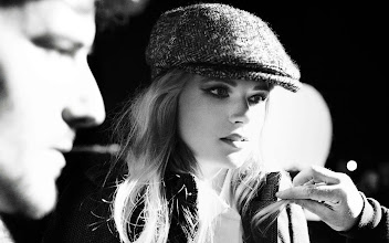 Photo: British actress Gabriella Wilde