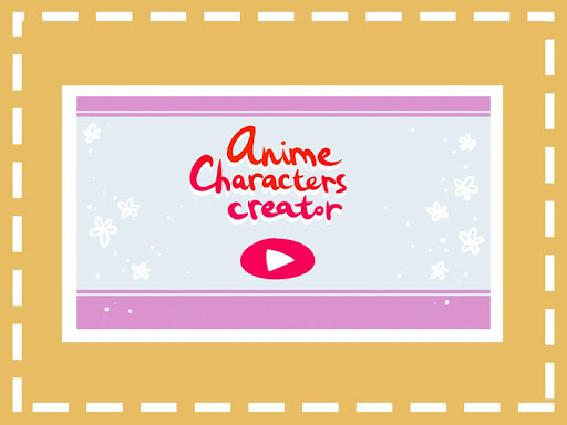 Anime Characters Creator