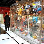 collectables shop at Nakano Broadway in Tokyo in Tokyo, Tokyo, Japan
