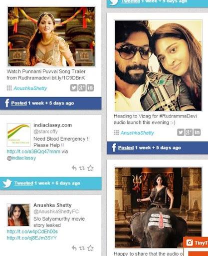 AnushkaShetty SocialMedia