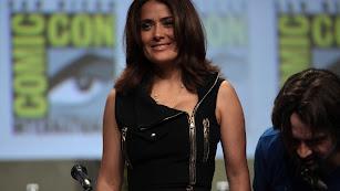Salma Hayek, durante una edición de la Comic-Con.