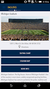 MGoBlue2Go Gameday LIVE - screenshot thumbnail