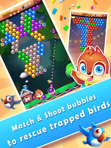 Bubble Bird Rescue 2 - Shoot!  gameplay | by HackJr.Pw 9