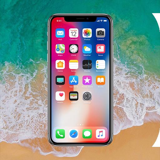 Phone X Launcher & Phone 8 Launcher & Lock Screen - Apps on