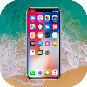 Phone X Launcher & Phone 8 Launcher & Lock Screen