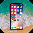 Phone X Launcher & Phone 8 Launcher & Lock Screen icon