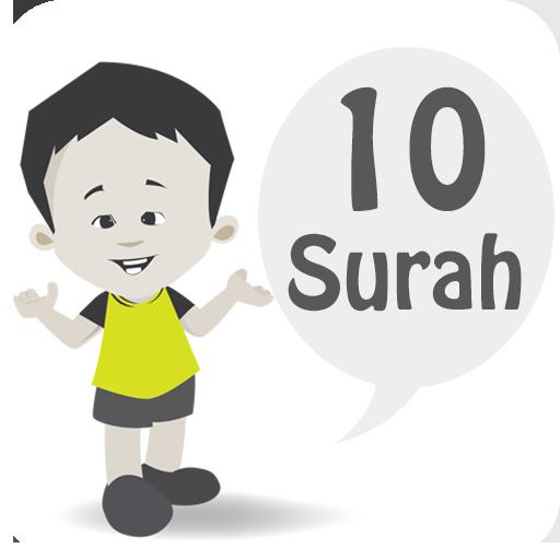 10 Surah for Kids